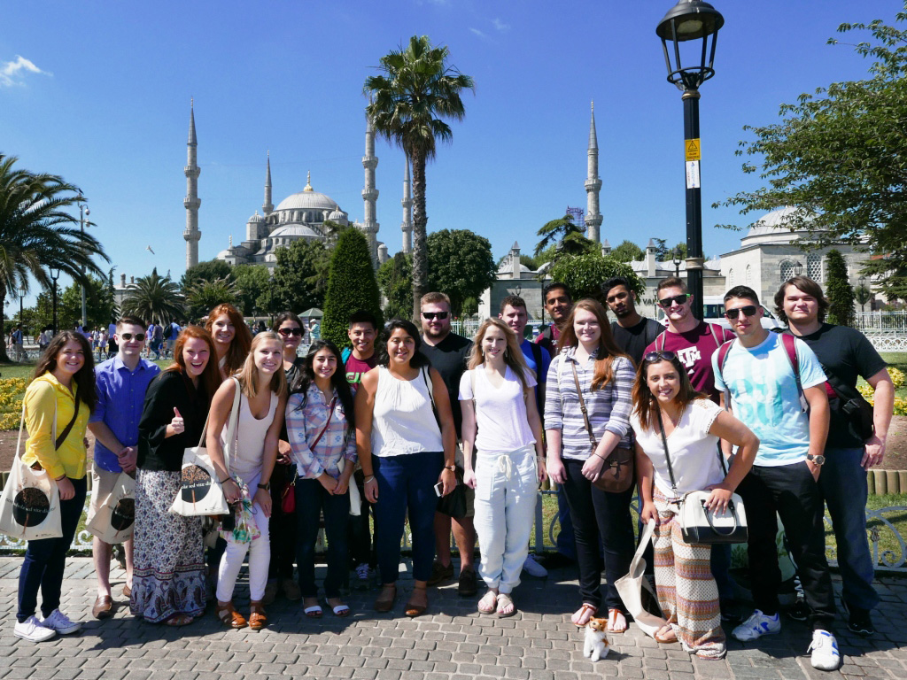 CIFE Texas A&M Summer University Programme Danube