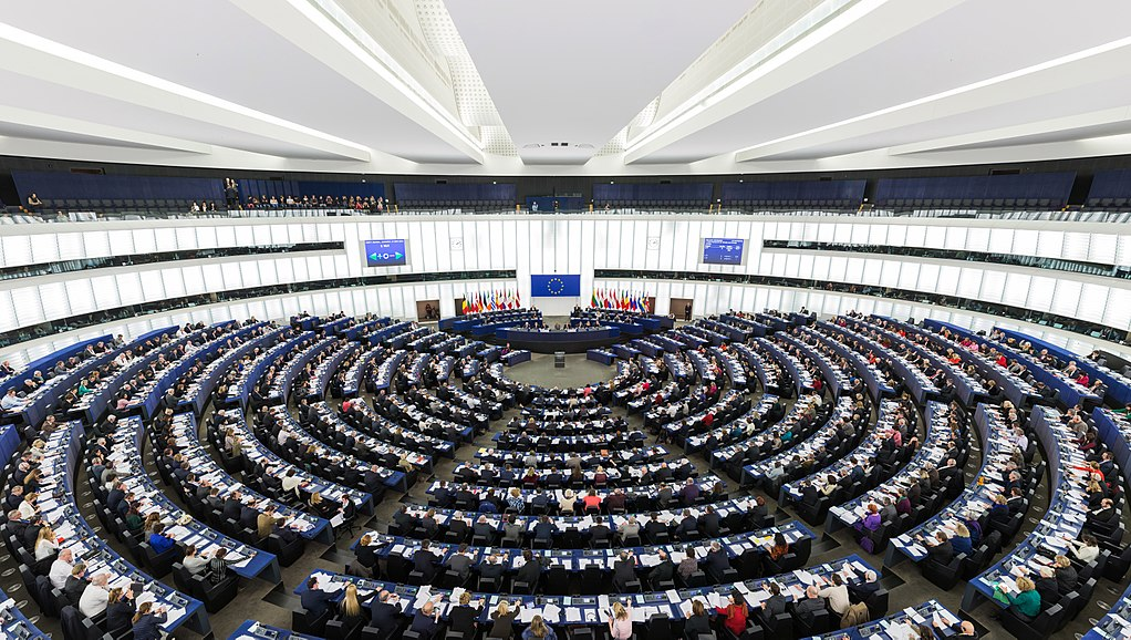 European Parliament - Photo by DAVID ILIFF. License: CC-BY-SA 3.0
