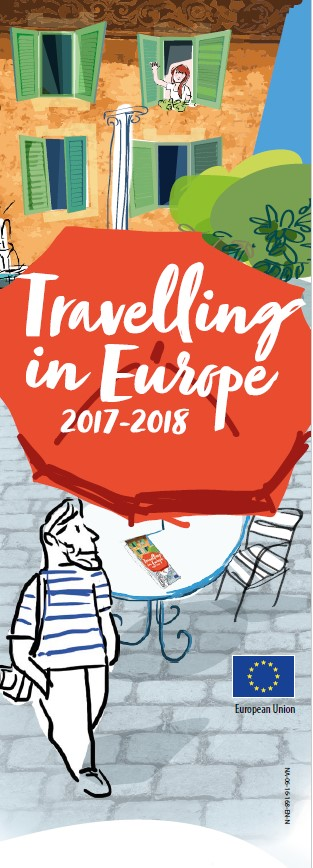Travelling in Europe Brochure