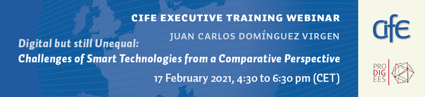 CIFE Executive Training Prodigees